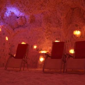 Foto solné jeskyně