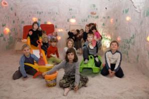 Solná jeskyně Přeštice - školka