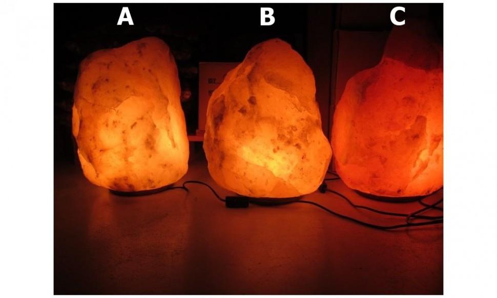 Solná lampa 50-70 kg