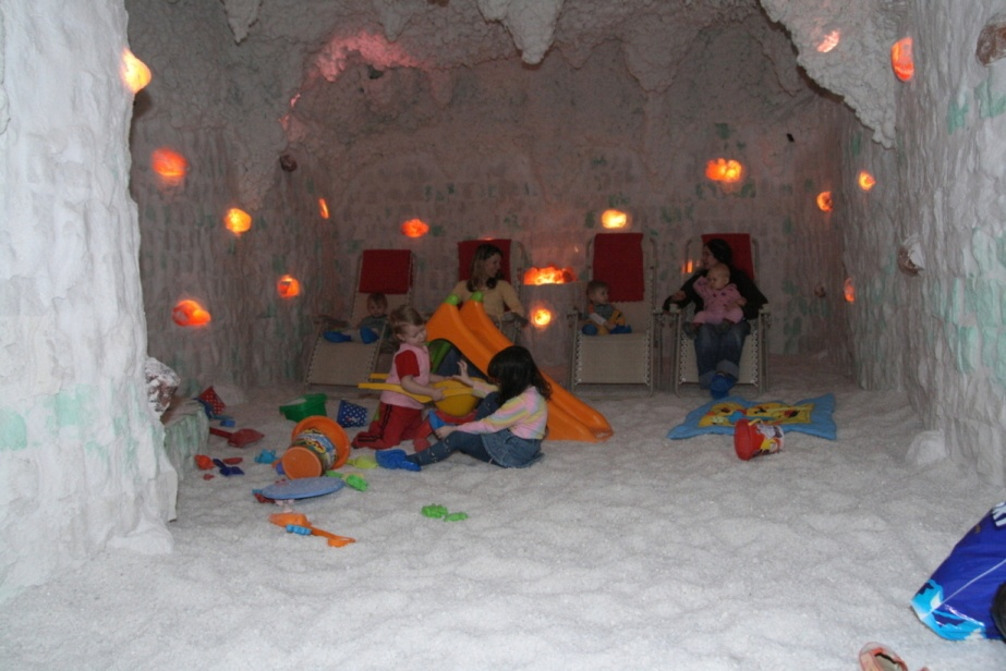 Solná jeskyně Přeštice - obr.28