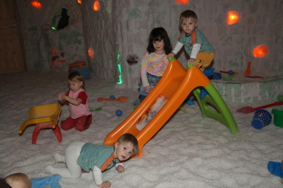 Solná jeskyně Přeštice - obr.29