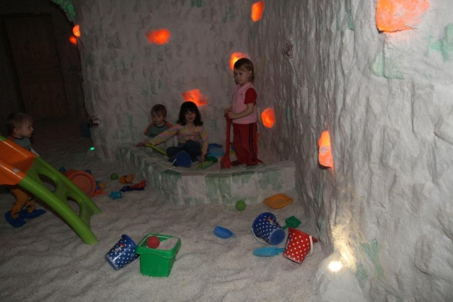 Solná jeskyně Přeštice - obr.32