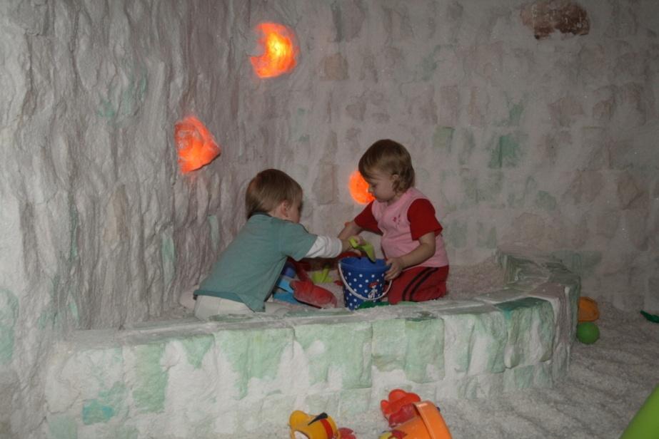 Solná jeskyně Přeštice - obr.33