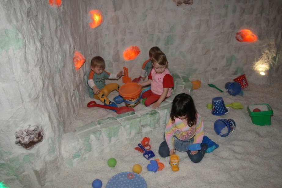 Solná jeskyně Přeštice - obr.34