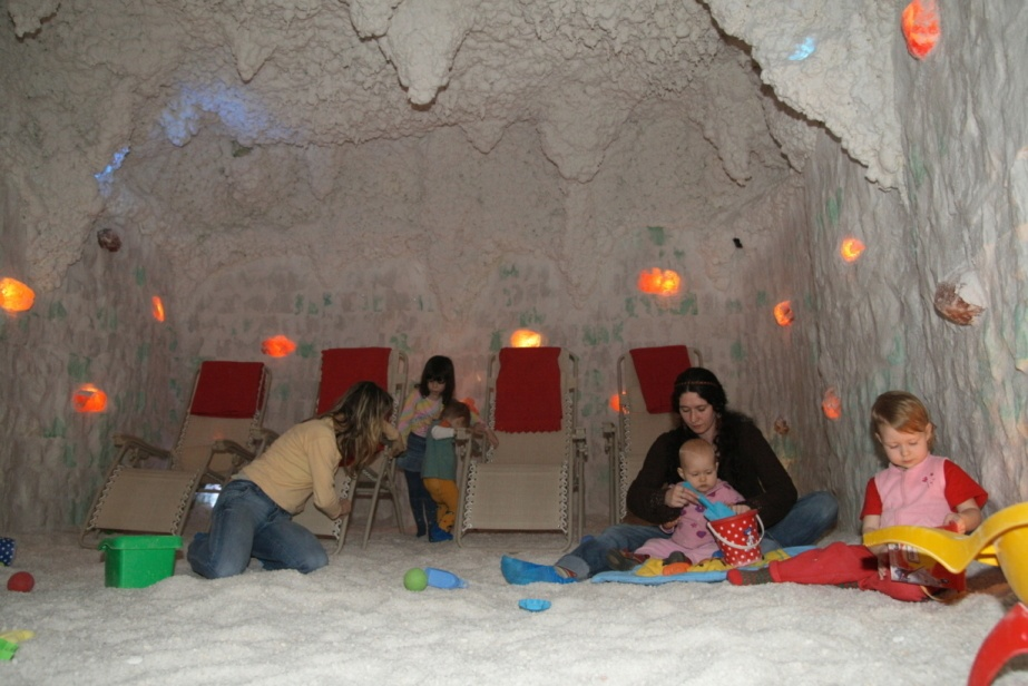 Solná jeskyně Přeštice - obr.35