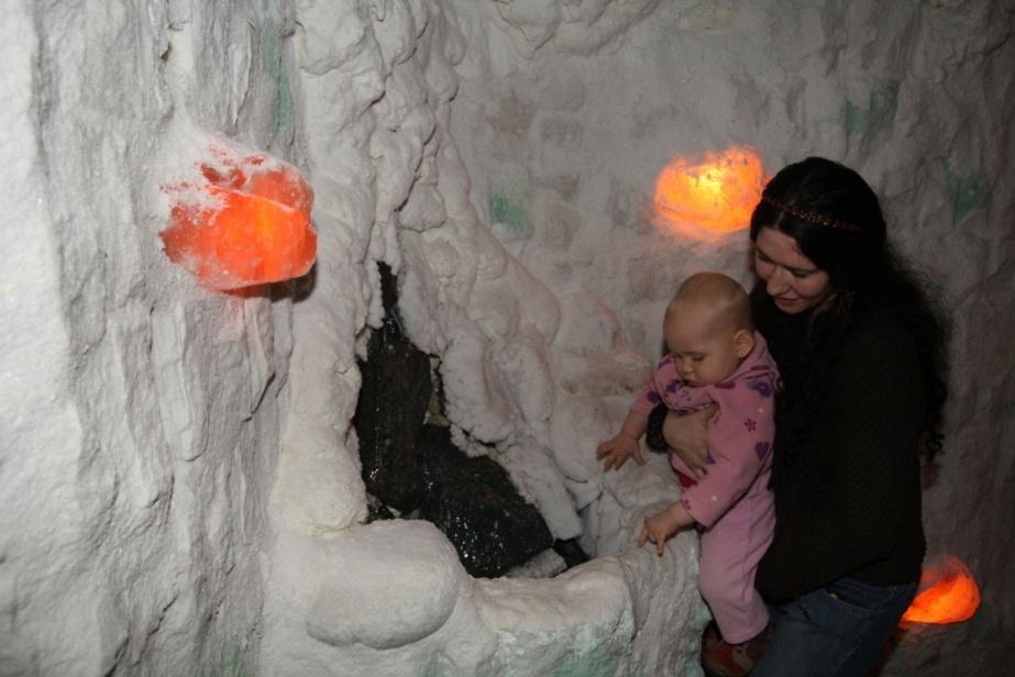 Solná jeskyně Přeštice - obr.36