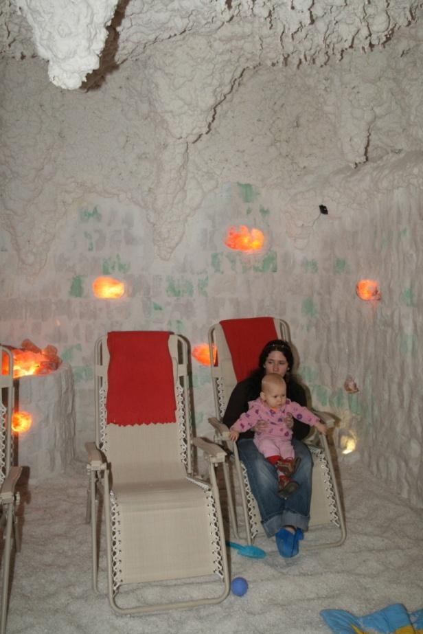 Solná jeskyně Přeštice - obr.37