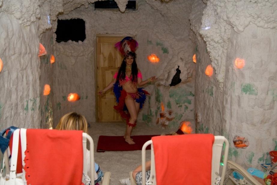 Solná jeskyně Přeštice - obr.54