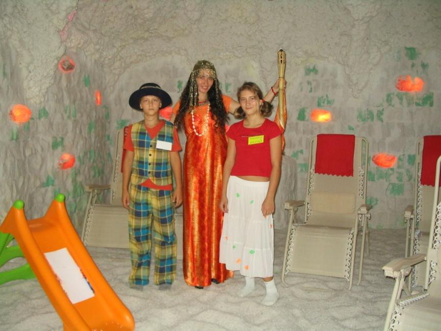 Solná jeskyně Přeštice - obr.61