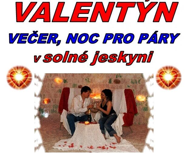 Solná jeskyně Přeštice - Valentýn 2016