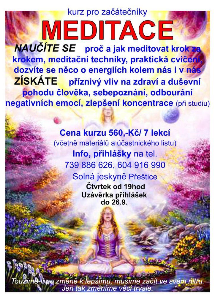 Meditační kurz